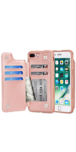 Amazon.com: Arae Case For iPhone 7 plus / iPhone 8 plus ...