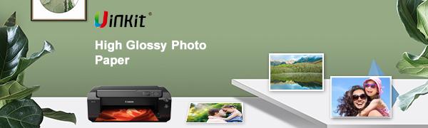 Uinkit glossy photo paper