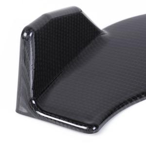Universal Front Splitter Adjustable Front Bumper Lip Chin Spoiler Protector Lip Flat Splitter