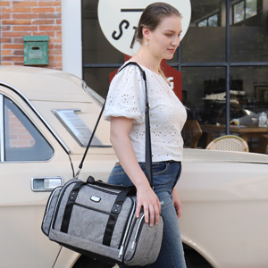 diaper shoulder bag
