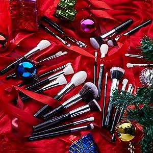 full makeup brush set