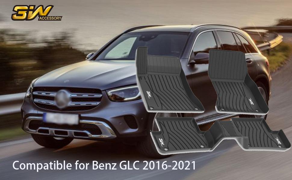 floor mats for benz GLC