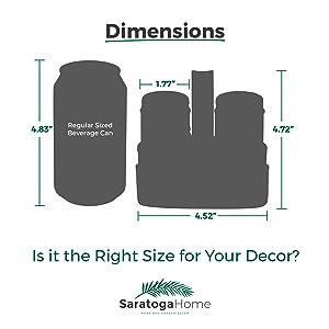 rustic salt and pepper shaker set dimensions
