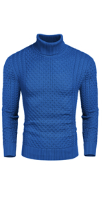 mens turtleneck sweater