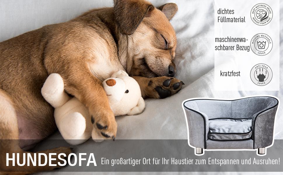 Hundesofa Katzensofa Tier Sofa