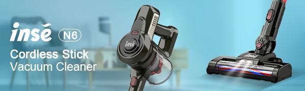 INSE N6 Cordless Vacuum Cleaner