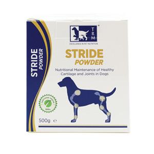 STRIDE powder dog