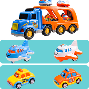 Carrier Toy Truck