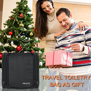 hanging travel toiletry bag for women