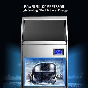 machine à glaçons 50kg / 24h