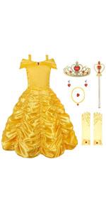 Off Shoulder Princess Dress