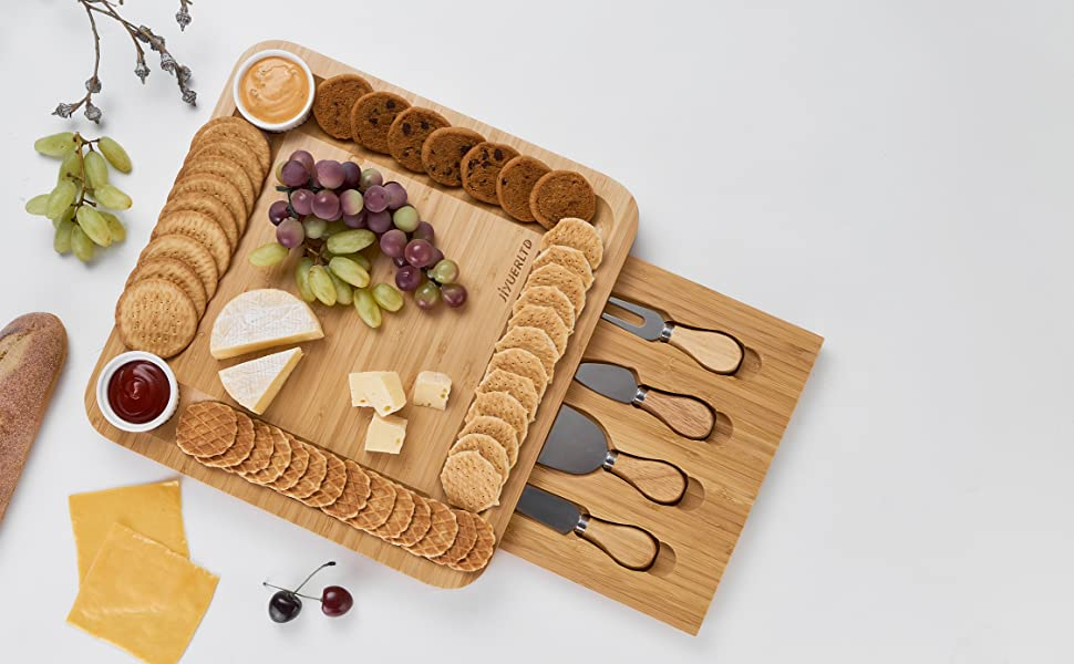Cheese board set cheese boards wedding gifts for the couple prime gift ideas housewarming gifts