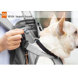 details of dog backpack 300-5