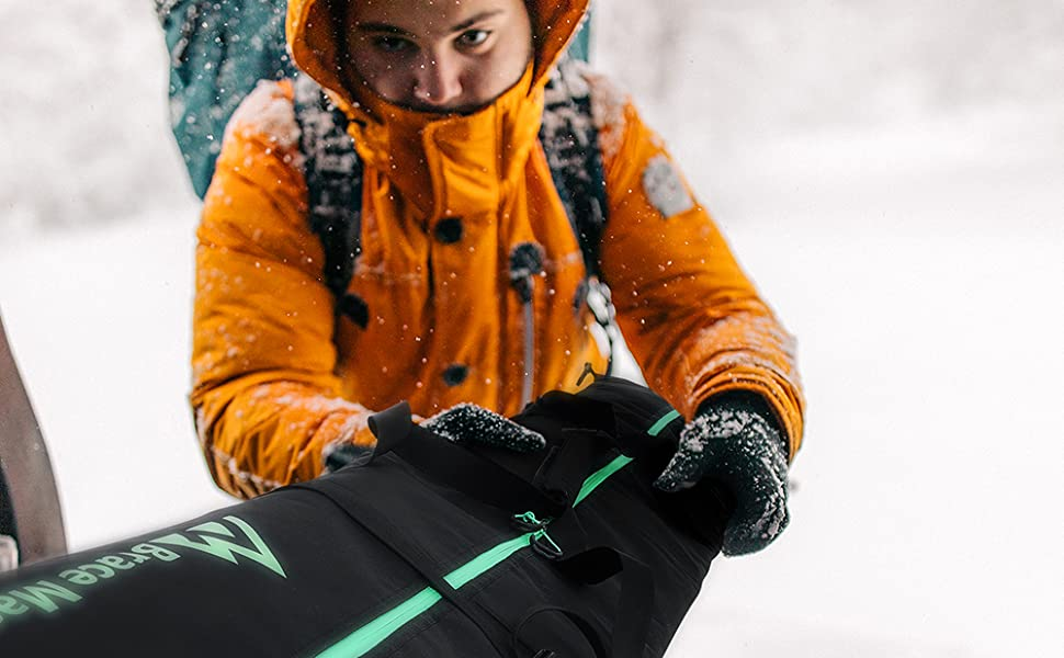 snowboard boot bag
