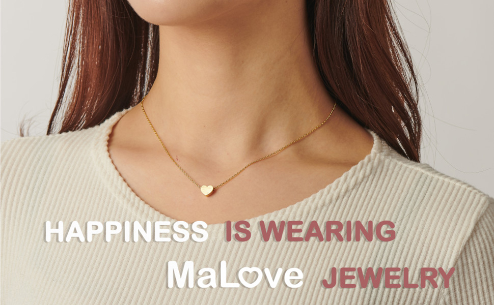 happiness is wearing malove