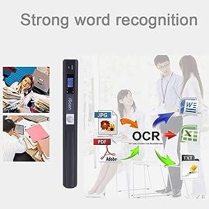 portable handheld scanner