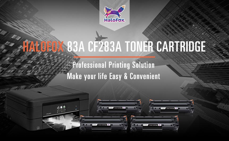 HF 83A CF283A Toner Cartridge
