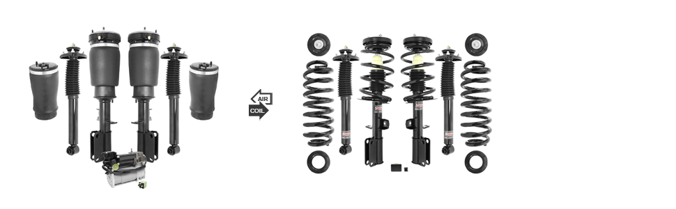 Unity Automotive 30-525000 Coil Spring Conversion Kit 2 Pack