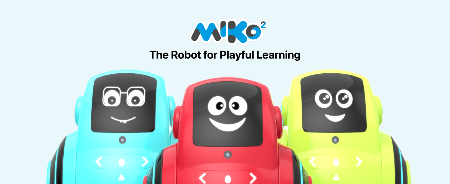 The Robot For Playful Learning