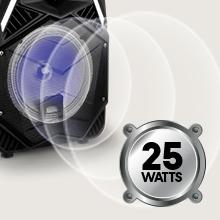 impex multimedia trolley speaker ts 25b