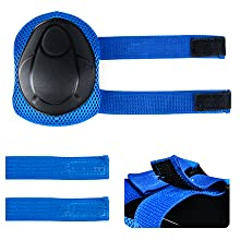 High quality adjustable Velcro strap, suitable for boys and girls aged 3-8