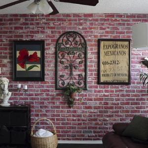 Fashion Pink Brick