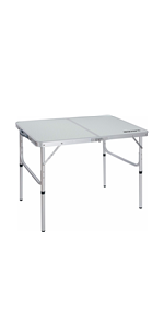 Amazon Com Redcamp Aluminum Folding Table 3 Foot