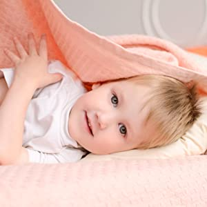 A Little Pillow Company baby pillow 10x16 ages 18-24 months hypoallergenic made in usa low loft