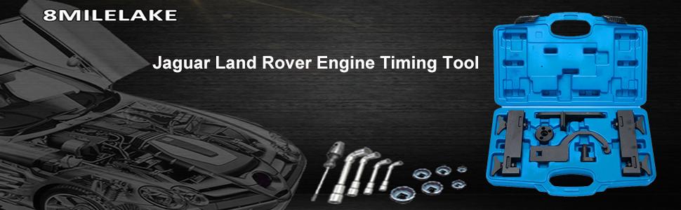 V8 5.0L US Ship Land Rover Jaguar Camshaft Alignment Petrol Engine Timing Kit