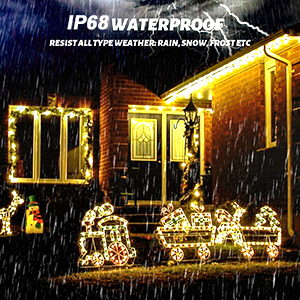 Waterproof Rope String Lights