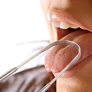 tongue cleaner scraper