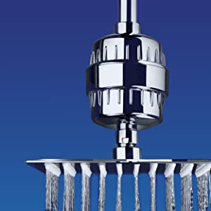 No tool installation - It fits your existing hand, rain or fixed shower head