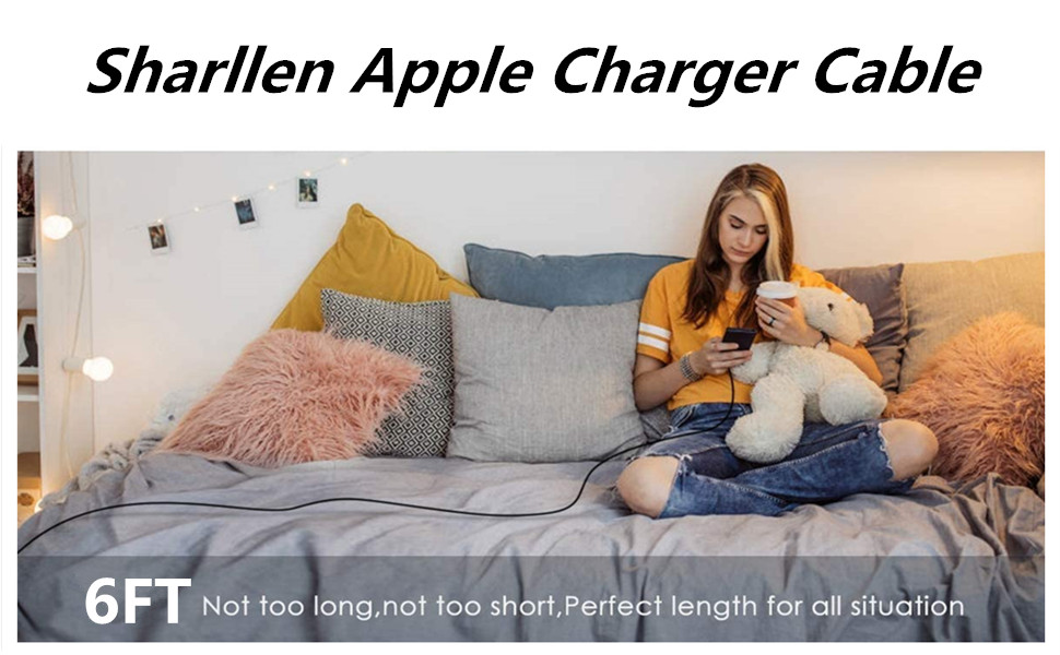 Apple Charging Cable 6FT
