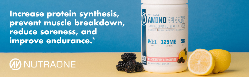 Increase protein synthesis, prevent muscle breakdown, reduce soreness, improve endurance