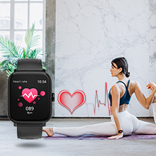Real-time heart rate tracking