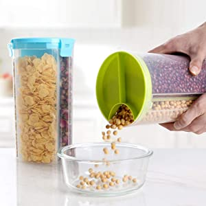Cylindrical Containers :