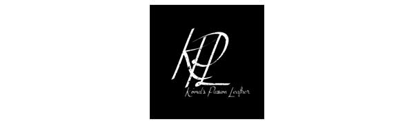 Komals Passion Leather Duffel Bag