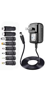5V 2A ACアダプター 5.5*2.1mm汎用ACアダプター DC TVボックス タブレット BTスピーカー おもちゃ Webカメラ ルーター 電源アダプタ DCコネクター dvdプレーヤー