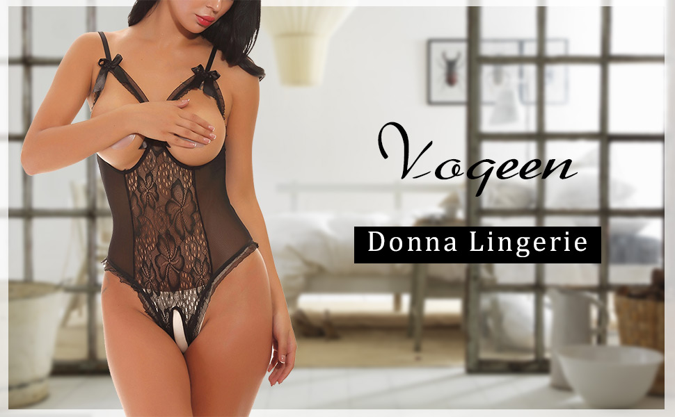 Donna Lingerie Sexy
