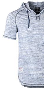 casual activewear streetwear ootd henley leisure baseball basketball hoodie block hipster urban