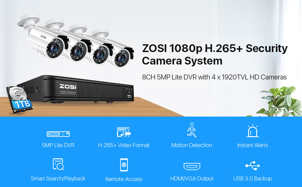 4 cameras kit
