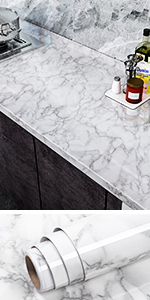 Peel and stick countertops