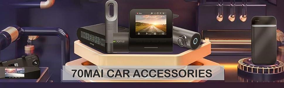 70mai accessories