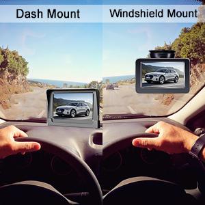 car backup camera with monitor