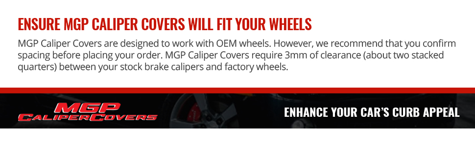 caliper cover brake covers universal red calipers for car mgp blue mpg powder coated car auto