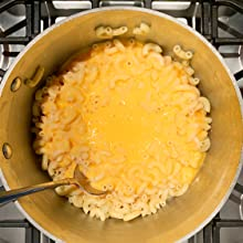 Sodium Citrate Make Cheese Sauce Add Melted Cheese to Pasta