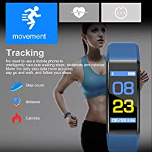 smart band for girls