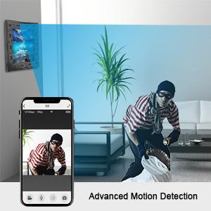 Advanced Motion Detection