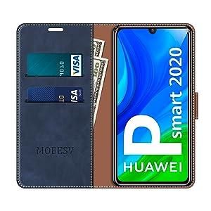 Custodia a libro Huawei P Smart 2020