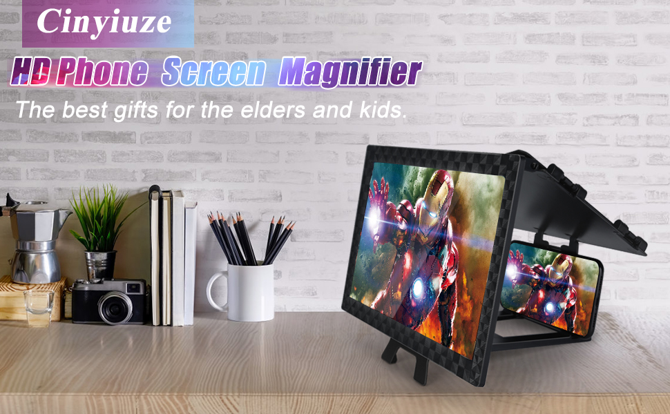 Phone Screen Magnifier